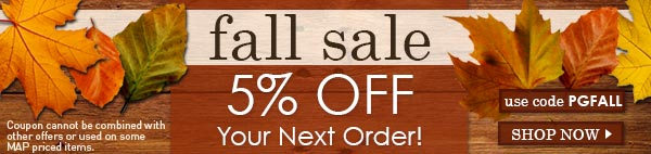 Fall Sale at Parentgiving