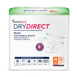 Dry Direct Tab Top Briefs