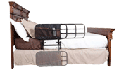 Bed Rails for Adjustable Beds