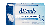 Attends Pads, Liners & Guards