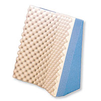 pillow wedges, bed wedge, foam bed wedge