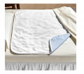 CareFor Deluxe Waterproof Bed and Chair Pads - Reusable - by Salk