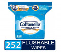 Cottonelle Wipes - Flushable