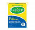 Culturelle Health and Wellness Probiotic Supplement