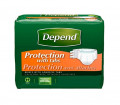 Depend Fitted Maximum Protection Briefs