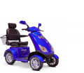 The EW-72 Four Wheel Mobility Scooter by eWheels