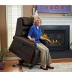 Relaxer PR-756 with MaxiComfort Lift Chair by Golden Technologies