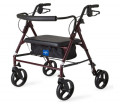 Medline Bariatric Heavy Duty Rollator