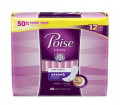 Poise Ultimate Absorbency Day/Night Incontinence Pads Long Length