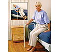 Smart-Rail Bed Rail (pivots and locks) by Healthcraft