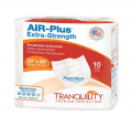 Tranquility AIR-Plus Extra-Strength Breathable Underpad
