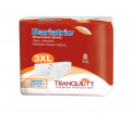 Tranquility Bariatric Incontinence Brief 3 XL Heavy Absorbency