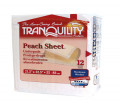 Tranquility Peach Sheet Underpads (High Capacity)