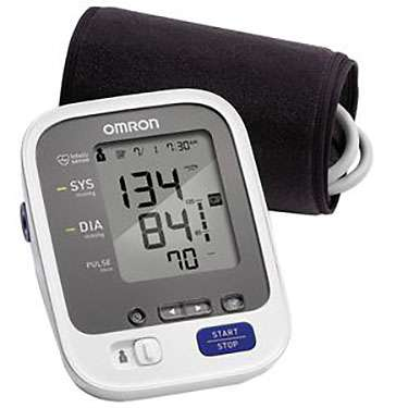 Omron 7 Series™ Wireless Upper Arm Blood Pressure Monitor with Bluetooth
