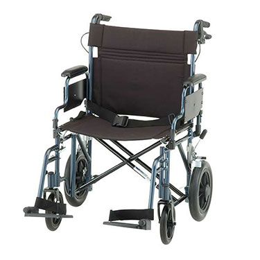 22 Inch Heavy Duty Transport Chair by Nova