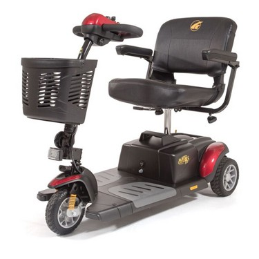 3 Wheel Buzzaround XLSHD Scooter by Golden Technologies