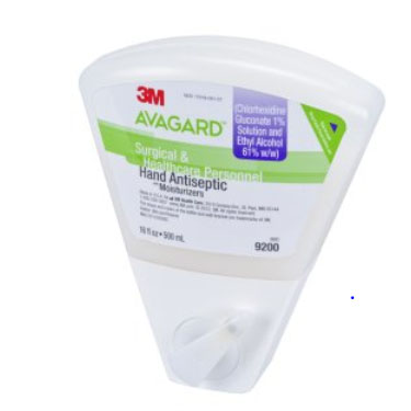 3M Avagard Surgical Scrub 16 oz. Dispenser Bottle