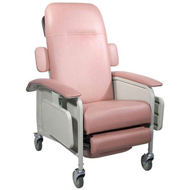 4-Position Clinical Care Recliner