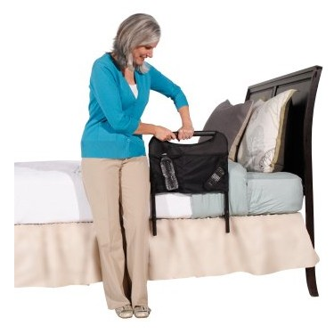 Able Life Bedside Safety Handle & Pouch