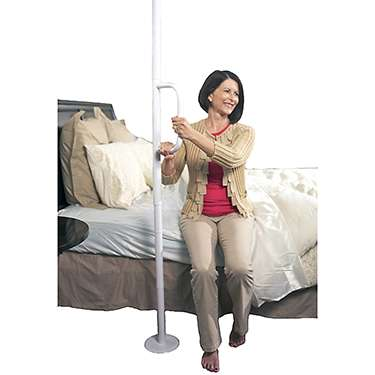 Able Life Universal Floor to Ceiling Grab Bar