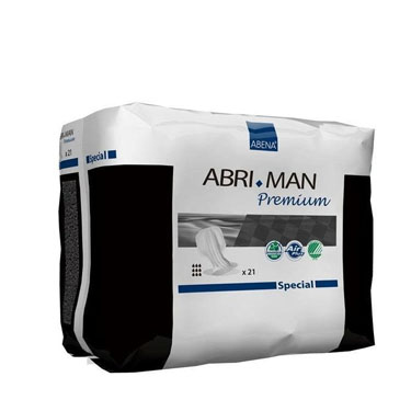 Abri-Man Special Incontinence Pad