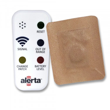 Alerta Patch & Wedge Wearable Monitor