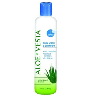 Aloe Vesta 2-n-1 Body Wash and Shampoo