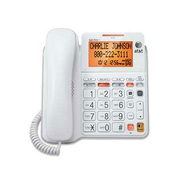 ATT-CL4940 Corded Answering System