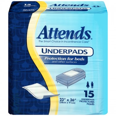 Attends Dri-Sorb Underpads