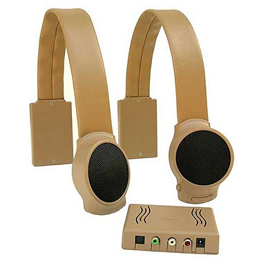 Audio Fox TV Listening Speaker System