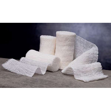 Caring Cotton Gauze Bandage Roll