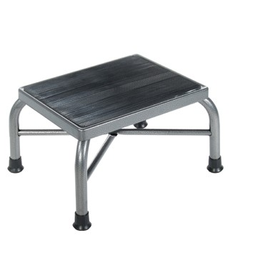Bariatric Foot Stool with Non Skid Rubber Platform