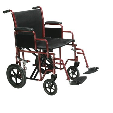 Bariatric Transport Wheelchair by Drive