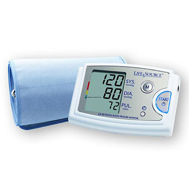Bariatric Upper Arm Blood Pressure Monitor