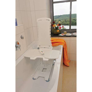 Bellavita Auto Bath Tub Lift Chair by Drive Medical