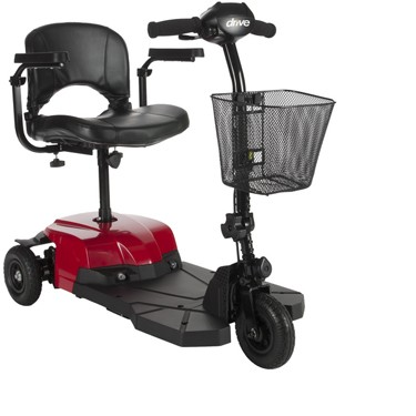 Bobcat X3 3-Wheel Scooter by Drive Medical