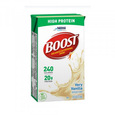 Boost High Protein Tetra Brik Nutritional Drink