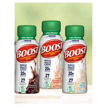 Boost High Protein 8 oz. Nutritional Drink