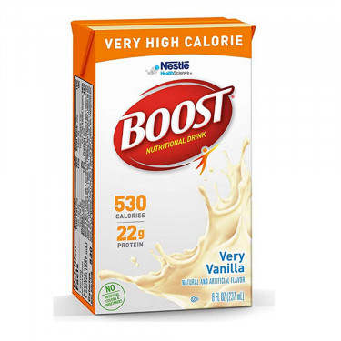 Boost Very High Calorie Nutritional Drink
