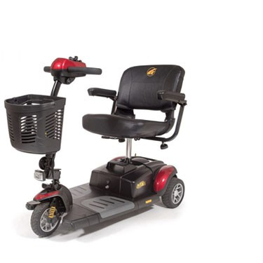 Buzzaround XLS 3 Wheel Scooter by Golden Technologies