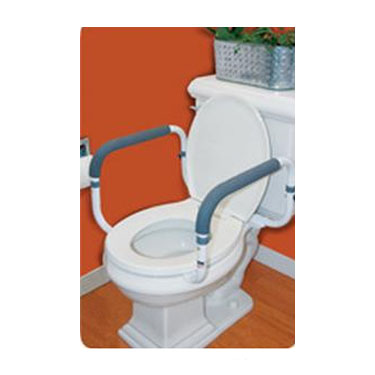 Toilet Support Rail by Carex