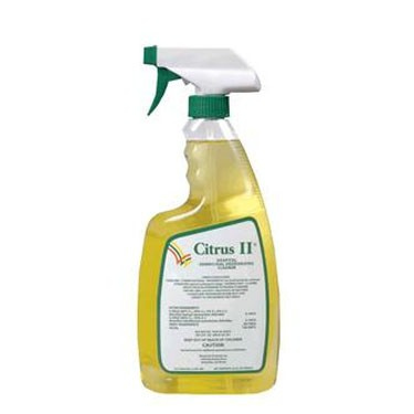 Citrus II Germicidal Cleaner & Deodorizer