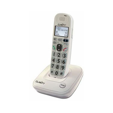 Clarity D702 Amplified Low Vision Expandable Cordless Phone