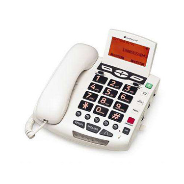 Clear Sounds CLS-WCSC600 Amplified Big Button Phone