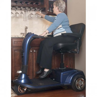 Companion GC-340 Three Wheel Full Scooter by Golden Technologies