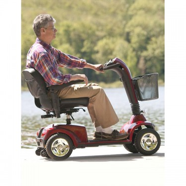 Companion GC-440 Four Wheel Scooter by Golden Technologies