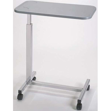 Composite-Top Adjustable Height Overbed Table