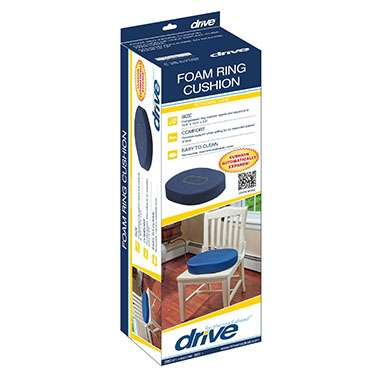 Compressed Foam Ring by Drive Medical