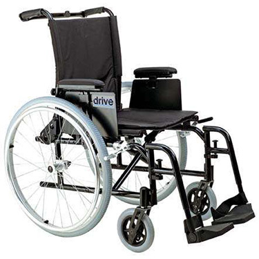 Cougar Ultra Light Wheelchair by Drive