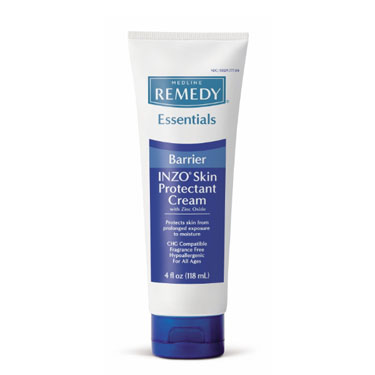 INZO Zinc Oxide Barrier Cream - 4 Oz